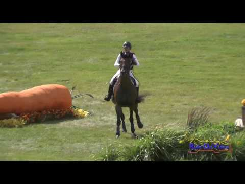 150XC Barbara Flynn on P K  Cooper Open Preliminary Cross Country Rebecca Farm July 2016