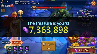 How to make unlimited gems in Labyrinth! - Easy Profit! - Lords Mobile