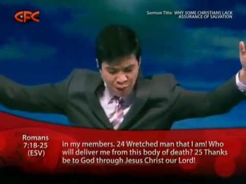 Why Some Christians Lack Assurance of Salvation - Rev. Dr. Richard Guion