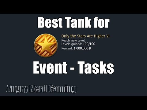 War Thunder: Best Tank for Events \ Tasks
