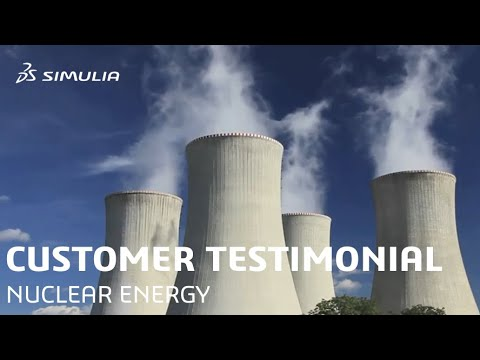 Safe Nuclear Energy with Realistic Simulation - Amec Foster Wheeler customer testimonial video