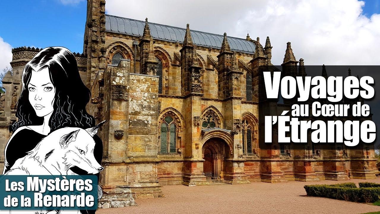La Chapelle de Rosslyn ~ Templiers, fantômes, mystères et légendes ~ Les Mystères de la Renarde