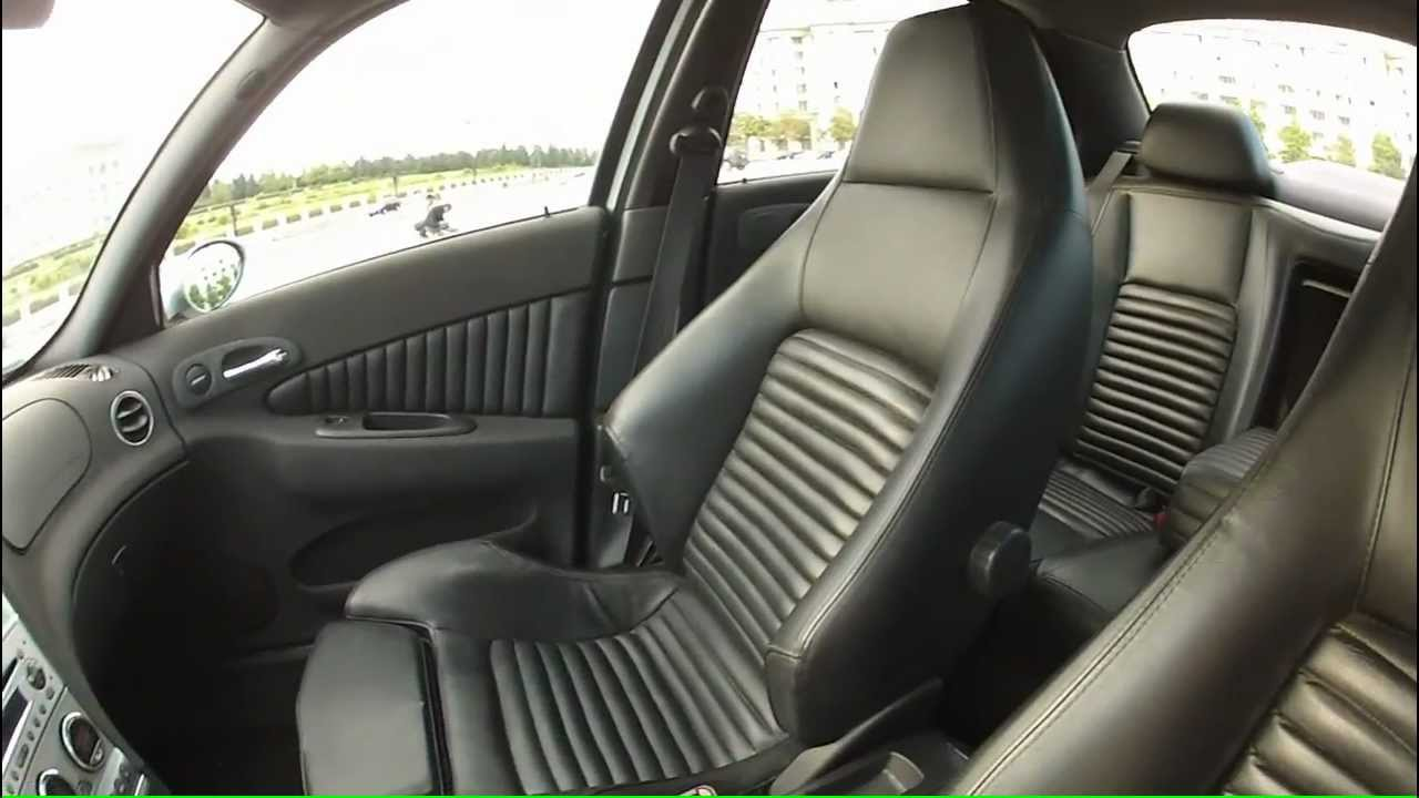 Alfa 156 GTA interior - YouTube