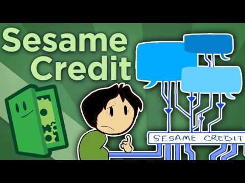 A Neo Rambler Ramble About Sesame Credit