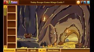 Kings Castle 9 Escape Game Walkthrough
