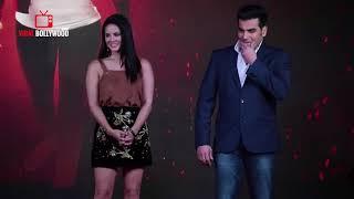 Tera Intezaar Official Trailer Launch   Arbaaz Khan And Sunny Leone.