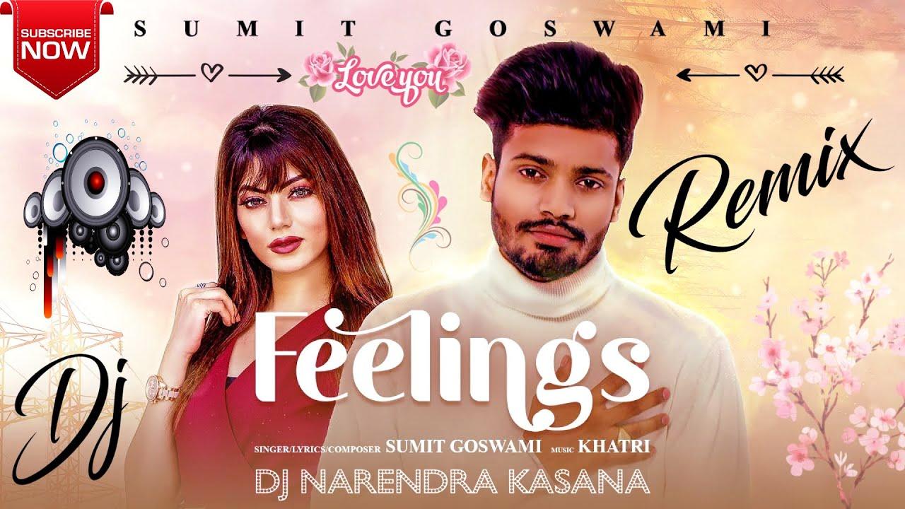Feelings Sumit Goswami Dj Remix | Khatri Beats | Haryanvi Love Dj Song 2020 | New Song Dj Remix 2020