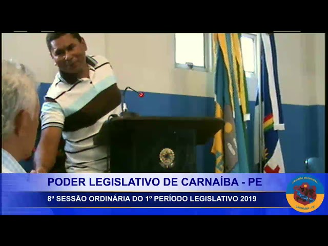 1ª Sessão 2º Período Legislativo 2019 (parte 02)