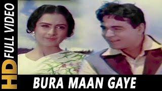 Bura Maan Gaye   Mohammed Rafi   Ayee Milan Ki Bela 1964 Songs   Rajendra Kumar, Saira Banu
