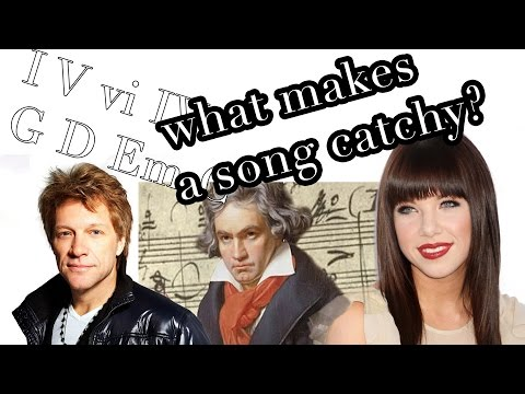 Why Are Pop Songs So Dang Catchy?  TWO MINUTE MUSIC THEORY #20