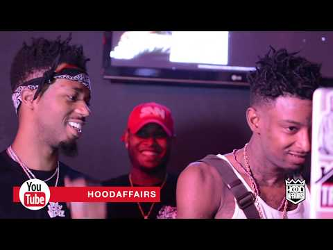 21 SAVAGE & METRO BOOMIN SAVAGE MODE LISTENING PARTY