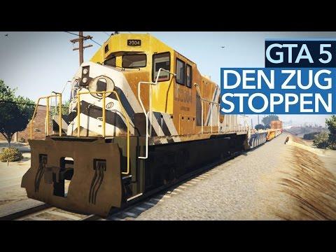 GTA 5 Geheimnisse - So »stoppt« Man Den Unstoppbaren Zug