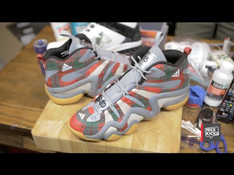 "Introducing the adidas Crazy 8 ""Christmas Day"" Custom for Matt Bonner"