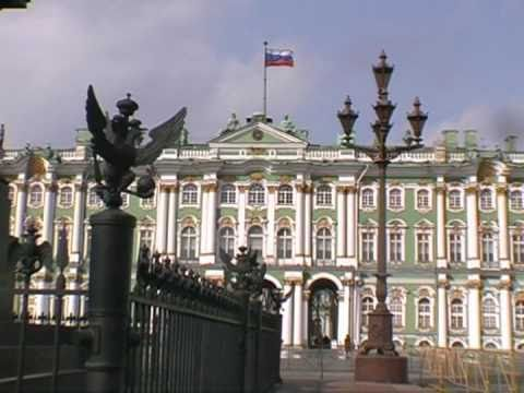 TJ Travel Tour - Part Five - State Hermitage Museum, St. Petersburg, Russia