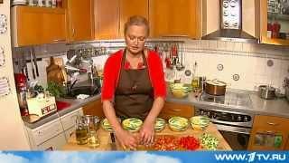 Рецепт гаспачо от Ольги Баклановой (Вся Соль)