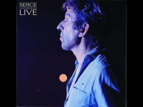 Serge Gainsbourg  Live Au Casino De Paris 1985 ( Concert complet )