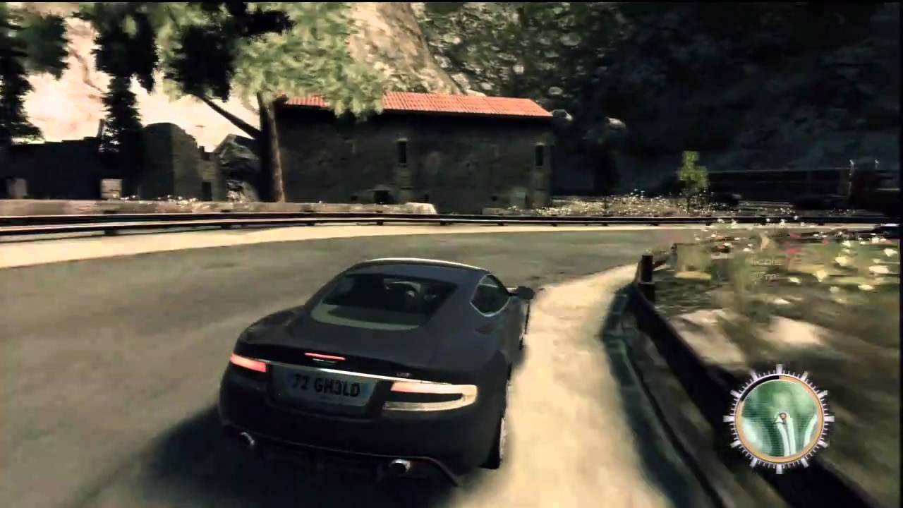 James Bond 007 Blood Stone Last Mission Monaco Meeting