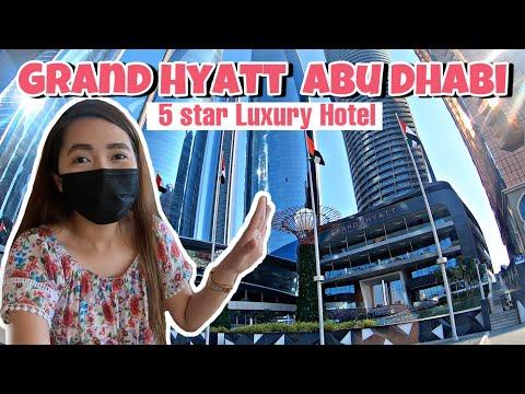 GRAND HYATT  ABU DHABI HOTEL | UNITED ARAB EMIRATES