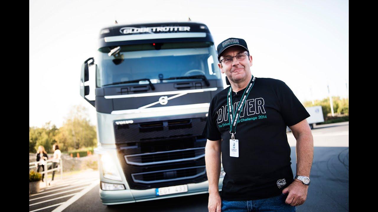Volvo Trucks - Follow British driver Tommy Walton in the ...