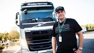 Volvo: Volvo Trucks - Follow British driver Tommy Walton in the Drivers' Fuel Challenge Final