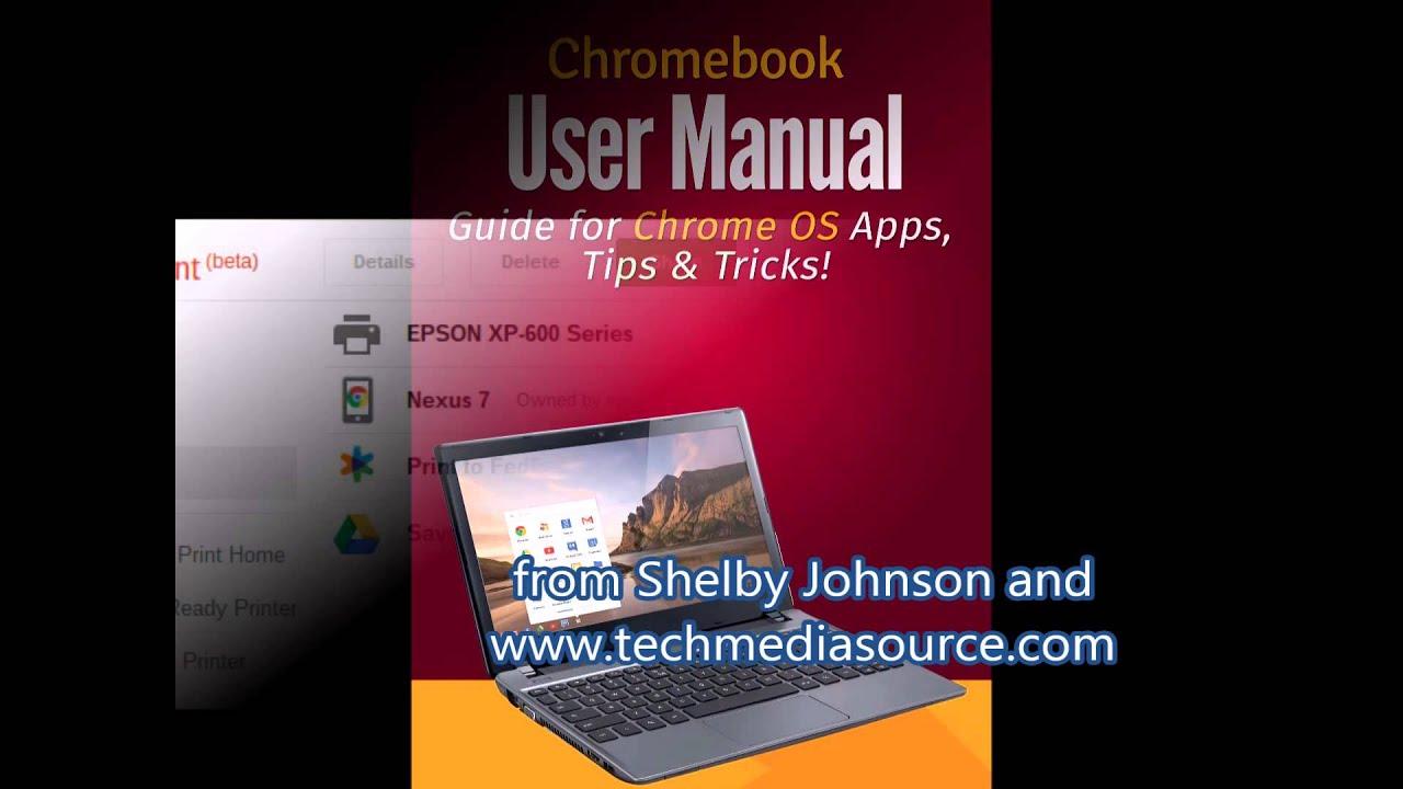 user guide for chromebook chromebook user manual guide for