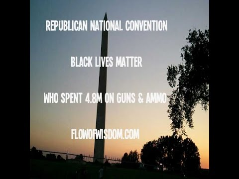 Republican National Convention | Black Lives Matter and more Hour 1