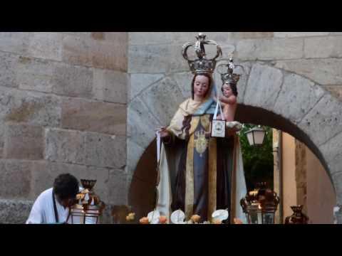 Procesión Virgen del Carmen San Isidoro 2016, Zamora