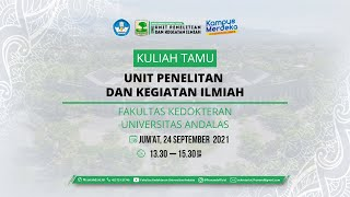 Kuliah Tamu UPKI FK Unand