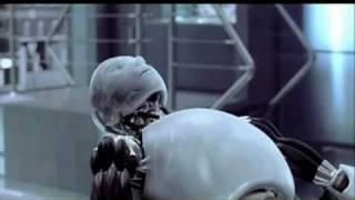 Yo robot Trailer Español