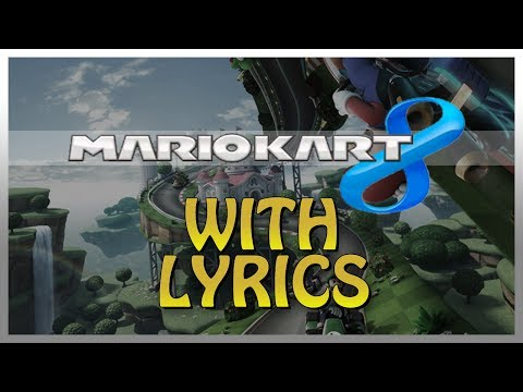 Mario Kart 8 with Lyrics - Title/Intro/Main Theme