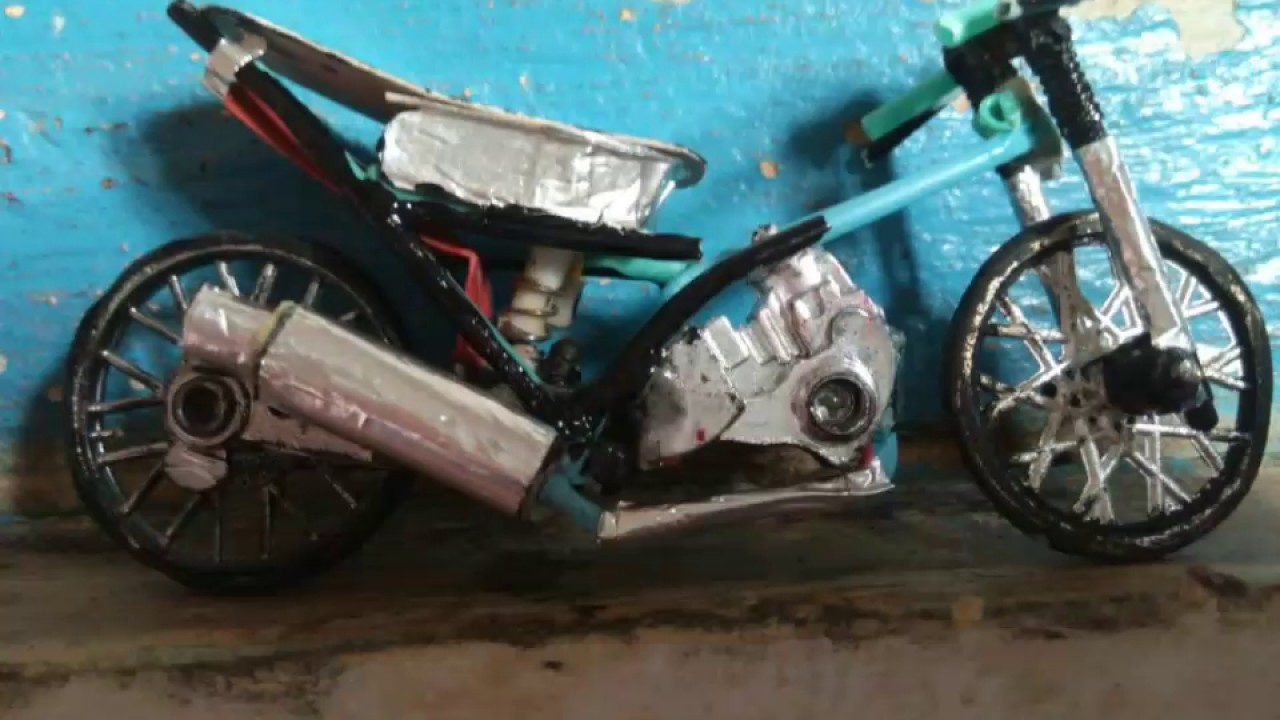 72 Modifikasi Motor Drag Mainan Terlengkap Gudeg Motor