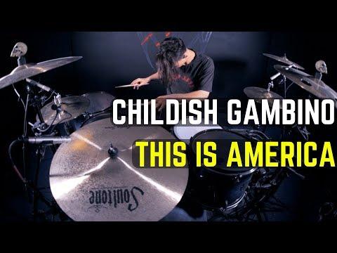 Childish Gambino - This Is America | Matt McGuire Drum Cover