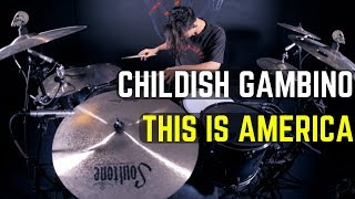Childish Gambino - This Is America | Matt McGuire Drum Cover