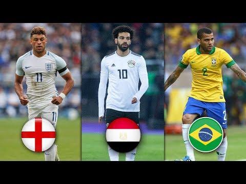 JOGADORES QUE NÃO VÃO PRA COPA POR LESÃO!!! (Guia da Copa do Mundo: Panamá)