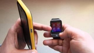 NO.1 G2 Smartwatch hands on [Greek]
