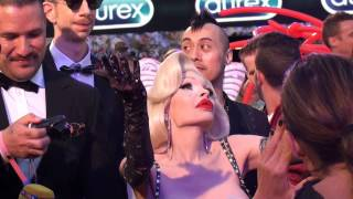 Baixar ☼ The Life Ball 2014 | Amanda Lepore on the red carpet Vienna