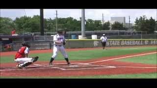 College Baseball Recruiting Video - Blake Meier - Class 2014 (SS) Shortstop Infielder