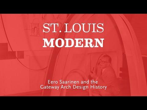 Eero Saarinen and the Gateway Arch Design History