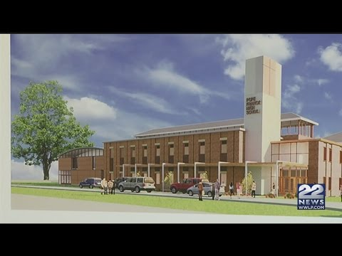 Construction timeline announced for Pope Francis High School