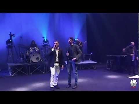 Natale e Giovanni Galletta - LIVE - Vivi - tratta da I love you - Video Ufficiale