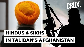 Hindus & Sikhs Meet Taliban Officials As India Vows To Repatriate Them From Afghanistan