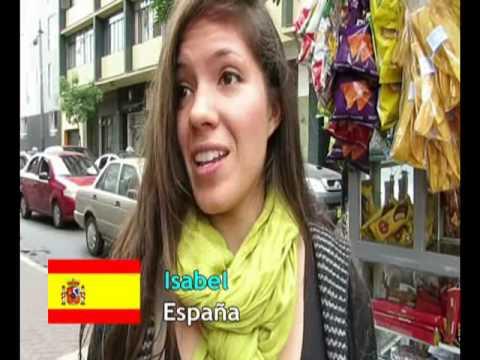 El idioma español en el Perú