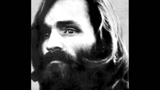 Charles Manson -  Invisible Tears