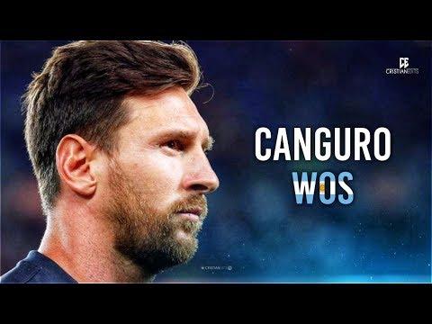 Lionel Messi  •[RAP]•  CANGURO - 2018/19 - HD