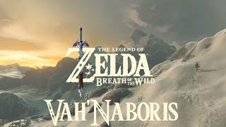 Astuce Zelda Breath of the Wild : Donjon Vah'Naboris