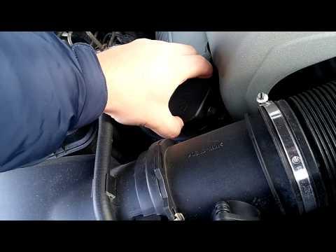 Стук в двигатели n62 bmw 745