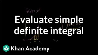 Evaluating simple definite integral