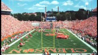 "Clemson Marching Band Performs ""Dancing in September"" by Earth Wind and Fire"