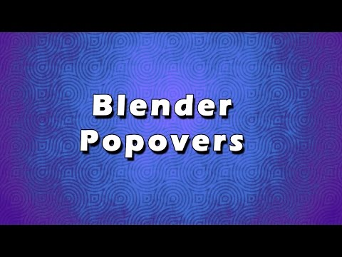 blender-popovers- -easy-recipes- -easy-to-learn