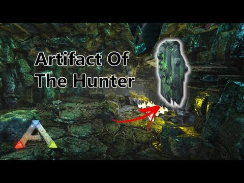 ARK: Survival Evolved - [THE ISLAND] How To Get The Artifact Of The Hunter (2019)